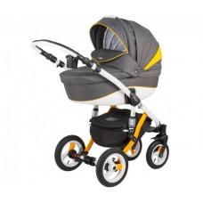 Детская коляска 2 в 1 Adamex Barletta Rainbow