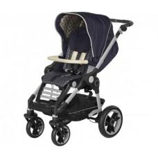 Детская прогулочная коляска  Teutonia BeYou V4 Elite Titanium (WHL3)
