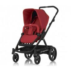 Детская прогулочная коляска Britax Go (черное шасси)