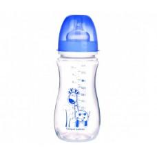 Бутылочка Canpol Антиколиковая EasyStart Clear 300 мл