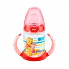 Бутылочка-поильник NUK First Choice Disney с силиконовой насадкой с 6 мес 150 мл пластик