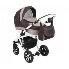 Детская коляска 2 в 1 Adamex Barletta Delux