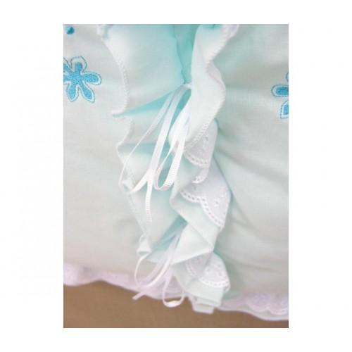Белые конверты на выписку для новорожденных