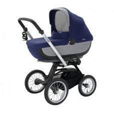 Детская коляска для новорожденного Inglesina Quad на шасси Quad XT Black