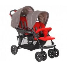 Коляска для двойни Baby Care Tandem BC002