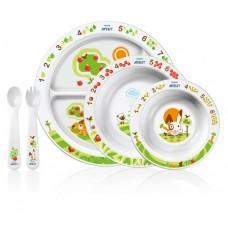 Набор для кормления малышей Philips Avent от 6 мес
