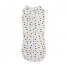 Конверт для пеленания на молнии Summer Infant SWADDLEPOD 72680