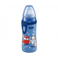 Бутылочка-поильник NUK Active Cup с 12 мес 300 мл
