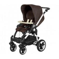 Детская прогулочная  коляска Teutonia BeYou V4 Elite Pearl (WHL3)
