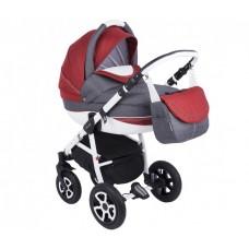 Детская коляска 2 в 1 Adamex Alex