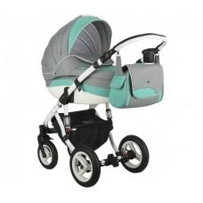 Детская коляска 2 в 1 Adamex Aspena