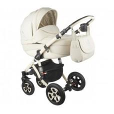 Детская коляска 2 в 1 Adamex Barletta cтразы