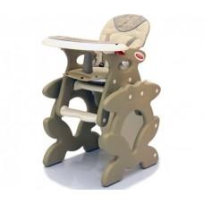 Стульчик для кормления Baby Care Frog J-D008