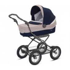 Детская коляска для новорожденного Inglesina Sofia на шасси Ergobike Slate