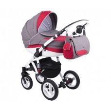 Детская коляска 3 в 1 Adamex Aspena
