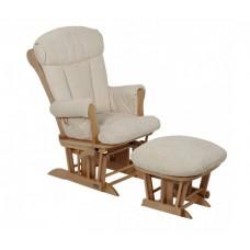 Кресло для кормления Tutti Bambini Deluxe Rose GC75